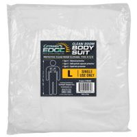 Grower's Edge Clean Room Body Suit - Size L (25/Cs)