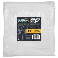 Grower's Edge Clean Room Body Suit - Size XL (25/Cs)