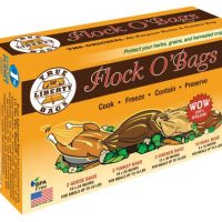 True Liberty Flock O'Bags (2-Turkey, 2-Goose, 2-Chicken, & 10-Quail) (16/Box)