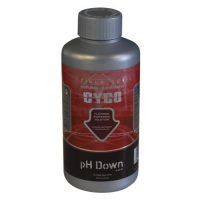 CYCO pH Down 250 mL (24/Cs)