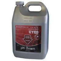 CYCO pH Down 5 Liter (2/Cs)