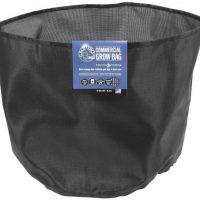 Gro Pro Elite 25 Gallon Black Commercial Grow Bag (20/Cs)