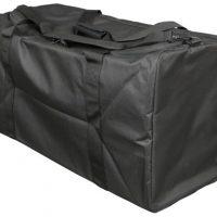 TRAP Medium Duffel - Black (8/Cs)
