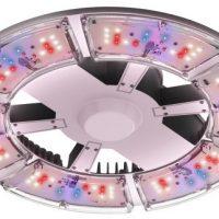 Eye Hortilux LED 240-R Grow Light System 120 Volt