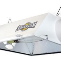 Yield Master 6 in Air-Cooled Reflector (24/Plt)