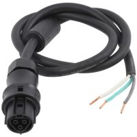 Gavita Wieland Mains Power Cord 1 m/3 ft