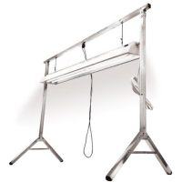 Super Sprouter 4 ft Propagation Stand w/ 4ft 2 lamp T5 120 Volt Fluorescent Fixture